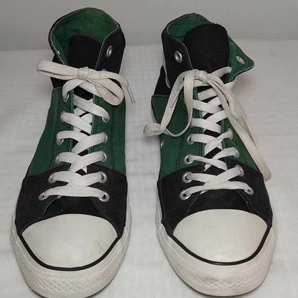 Converse Other - Converse All Star Chuck Taylor black and green